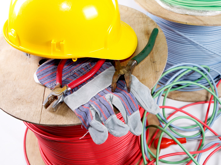 About RCI Electric | Farmington Hills MI | Commercial & Industrial Electrical Contractor - tools